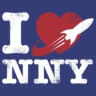 I <3 New New York by jo3bot