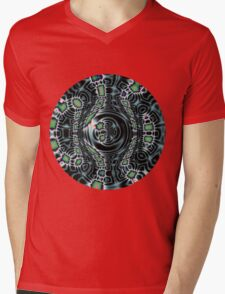 Magic Garden Mens V-Neck T-Shirt