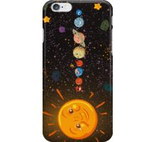 Solar System Funny Planets iPad Case / iPhone 5 Case / iPhone 4 Case  / Samsung Galaxy Cases  iPhone Case/Skin