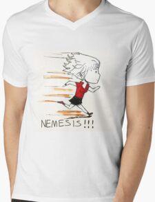 Nemesis Mens V-Neck T-Shirt