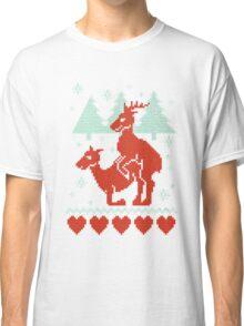 Christmas Deer Classic T-Shirt
