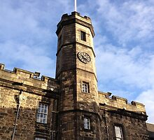 Edinburgh Castle, Royal Apartments.  by LBMcNicoll