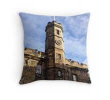 Edinburgh Castle, Royal Apartments.  Throw Pillow