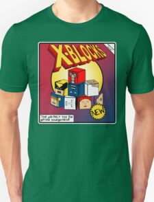X-Blocks Box T-Shirt