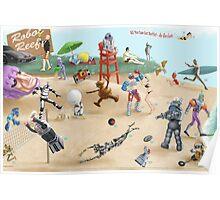Robot Reef Poster