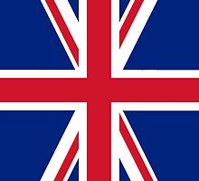 United Kingdom Flag by pjwuebker