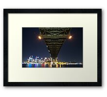 perspective. Framed Print