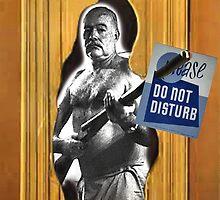 Leave Hemingway Alone by SuddenJim