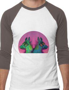 Two dogs Men's Baseball ¾ T-Shirt
