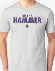 BE THE HAMMER (Light Grey) T-Shirt