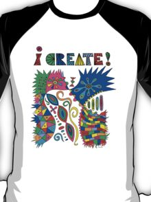 i Create On Track T-Shirt