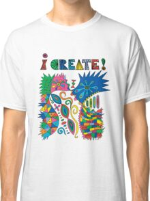 i Create On Track Classic T-Shirt