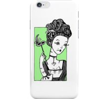 Let Them Eat Brains Tee iPhone Case/Skin
