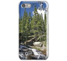 Evergreen, CO iPhone Case/Skin