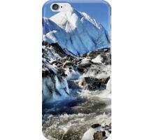 Matanuska Glacier, AK iPhone Case/Skin