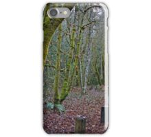 Oregon moss iPhone Case/Skin