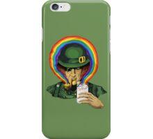 A Clockwork Sham(rock) iPhone Case/Skin