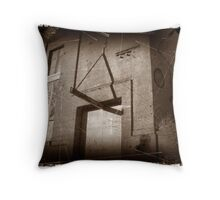 antique, Throw Pillow