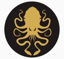 Golden Kraken by markus731