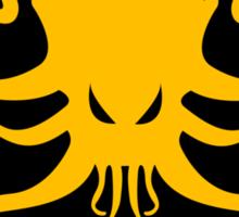 Golden Kraken Sticker