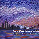 Sydney Night Life - Cure Parkinson's Disease by Sacha Whitehead