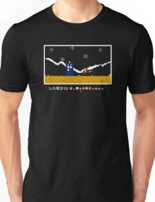 Level 264: The Crack in Time Unisex T-Shirt