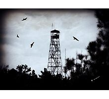Ranger's Tower Photographic Print