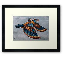 Thunderbird Shirt Framed Print