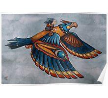 Thunderbird Shirt Poster