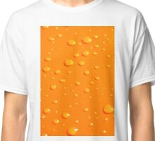 Orange Water Classic T-Shirt