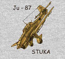 Stuka JU-87 Plane Unisex T-Shirt