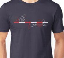 Red Line To Hockenheim Unisex T-Shirt