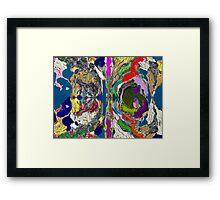 Daunt Framed Print