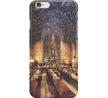 Harry Potter: Christmas at Hogwarts - Iphone Case  iPhone Case/Skin