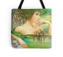 The Emerald Lake Tote Bag