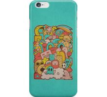 Doodleicious iPhone Case/Skin