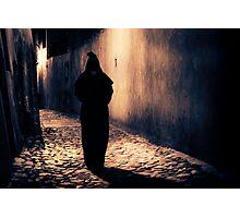 Monk Photographic Print