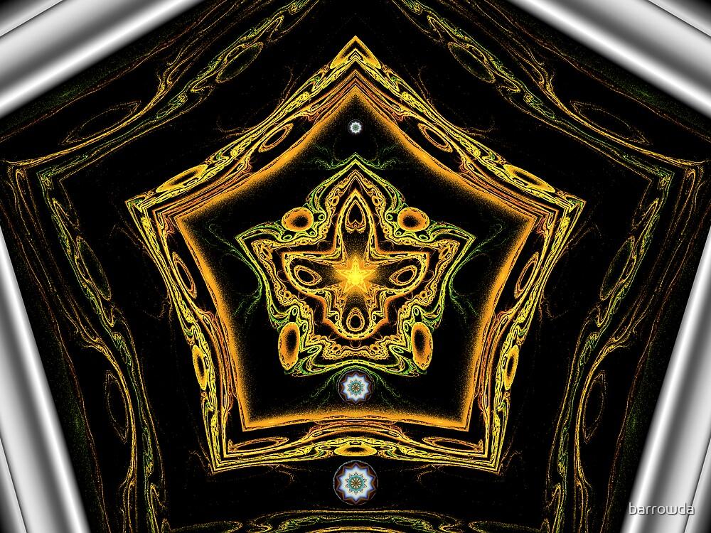 Tut54#17: You Deserve a Gold Star (G1142) by barrowda