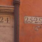 roman street numerals by mickpro