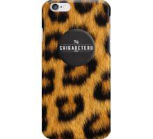 Cheetah cover iPhone Case/Skin