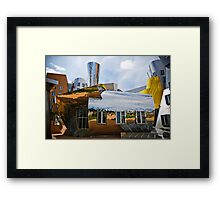 Frank Gehry Stata III Framed Print