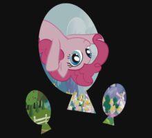 Pinkie Balloons by owlbert