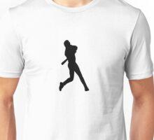 Baseball Player Unisex T-Shirt