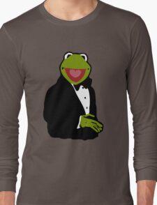 Classy Kermit Long Sleeve T-Shirt