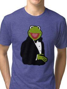 Classy Kermit Tri-blend T-Shirt