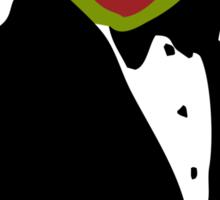 Classy Kermit Sticker