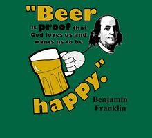 Beer... God's Gift T-Shirt