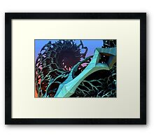 Bones of Leothra Framed Print