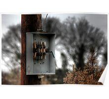 Utility Box  Poster