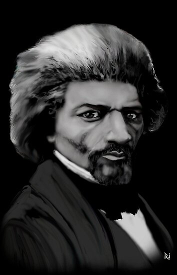 FREDERICK DOUGLASS by Ray Jackson